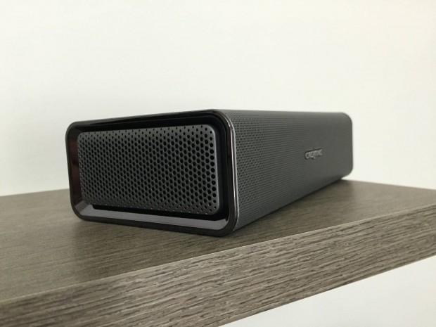 creative8 620x465 Creative Sound Blaster Roar: Speaker portatile wireless Bluetooth compatto, con NFC
