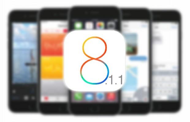 iOS 8.1.1 Apple rilascia iOS 8.1.1 per iPhone, iPad e iPod touch