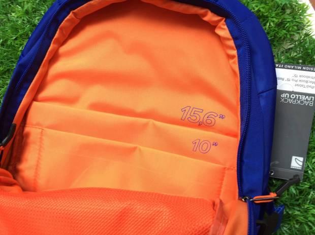 tucano21 620x464 Tucano presenta la nuova collezione, Livello Up, zaino per MacBook Pro 15 e Ultrabook 15