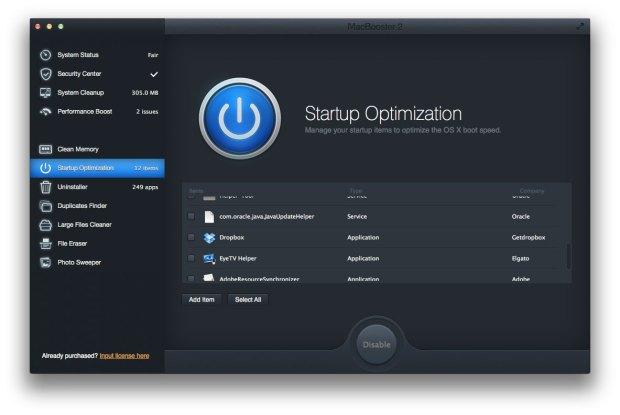 MacBooster 2 E 620x415 MacBooster 2: per pulire, velocizzare, ottimizzare e proteggere il proprio Mac