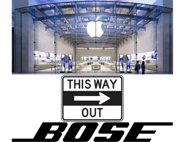id383015 620x478 Apple Store: i prodotti Bose sono pronti a tornare!