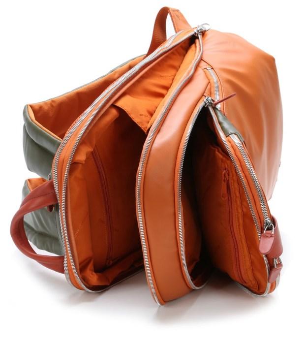 piquadro coleos 12 laptop backpack ca2944os ar 620x703 Nuovo zaino porta iPad della collezione Coleos di Piquadro.