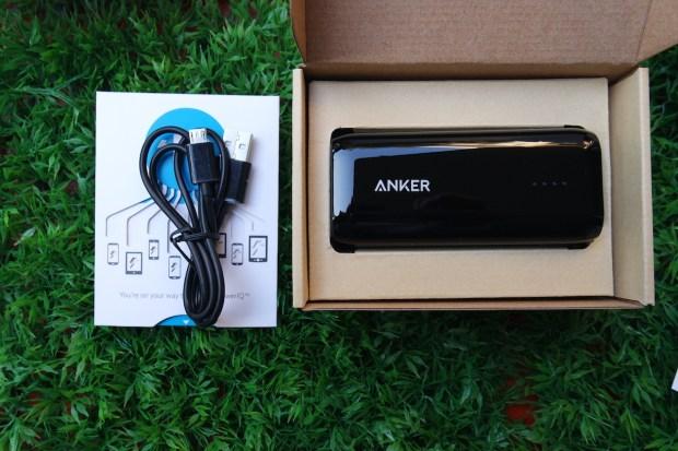 AnkerAstro6 620x413 Anker Astro E1 Batteria Esterna Tascabile da 5200 mAh con Tecnologia PowerIQ per iDevice