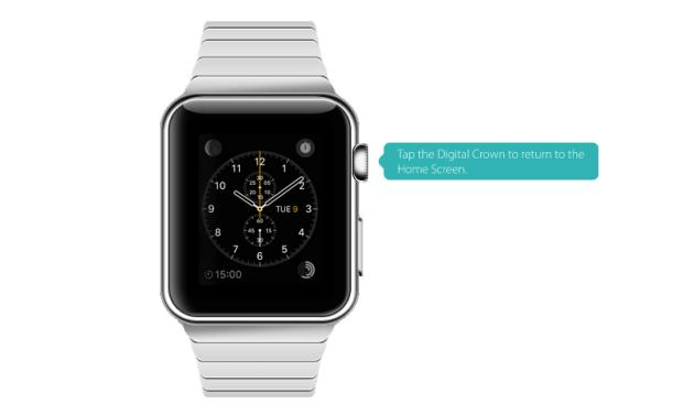 AppleWatchDemo4 620x377 Un mock up interattivo online che permette agli utenti di provare il nuovo Apple Watch