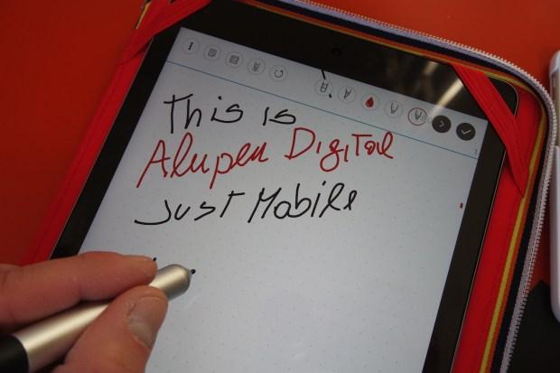 SAM 0029 620x413 Just Mobile AluPen Digital: la stilo ultra fine per iPhone e iPad