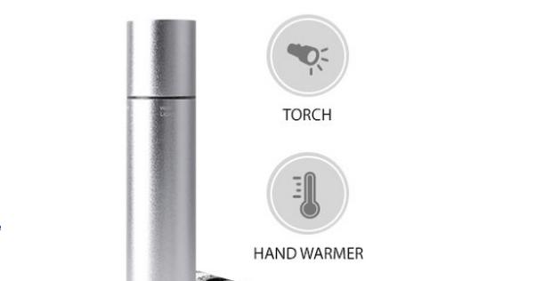 Schermata 2015 01 10 alle 14.34.12 620x316 Puro: Power Bank Warmer & Torcher da 2200 mAh