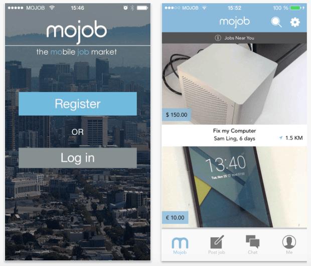 Schermata 2015 01 24 alle 11.27.26 620x532 Mojob, un free mobile job market