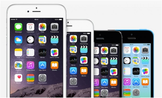 gamma iphone 2014 620x374 Separarsi dalliPhone fa male al cervello