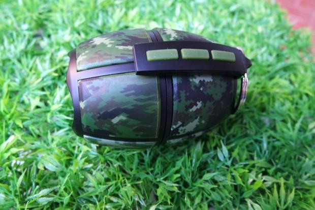 hiBomb2 620x413 hi Bomb² Bluetooth è una granata pronta a esplodere di musica!