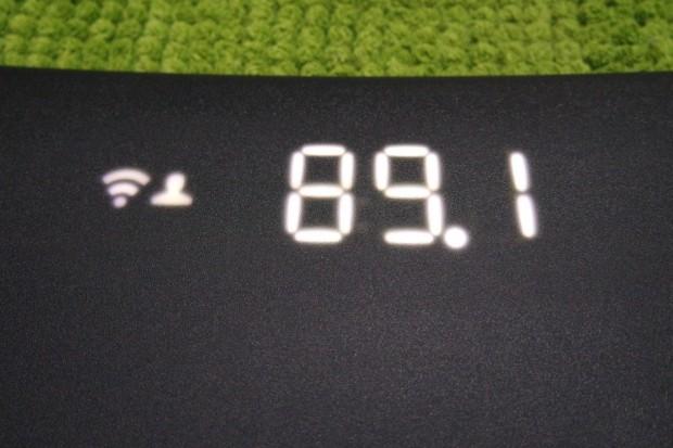iHealthbilancia5 620x413 iHealth Wireless Body Analysis Scale, bilancia smart per tutti