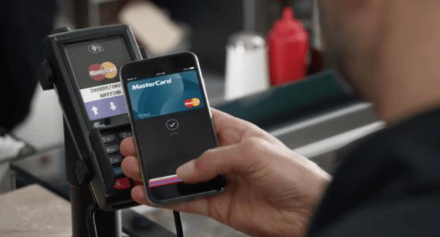 mastercard apple pay 620x335 Apple ha aggiornato la sua lista di istituzioni supportate per Apple Pay, includendo altre 15 cooperative di credito e banche
