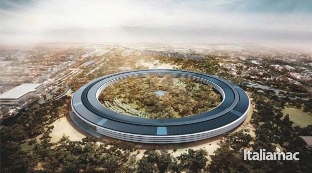 Apple Campus 2 1280x709 Apple Campus: Video Aggiornamento di Dicembre