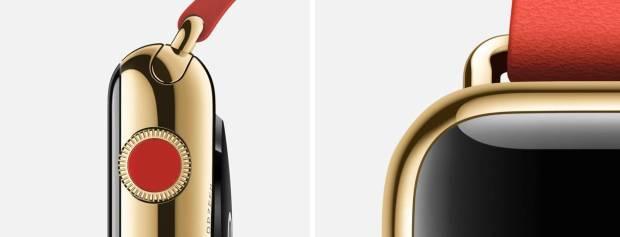 Apple watch Edition oro