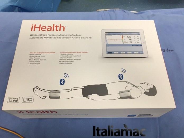 Cardio Lab iHealth - ABI wireless