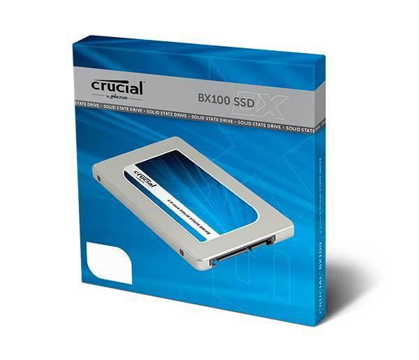 dischi SSD Dischi SSD di Crucial in offerta fino al 18 Febbraio