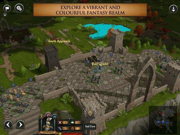 hell fight for gilrand 3 620x465 Hell: Fight for Gilrand, gioco per iPad