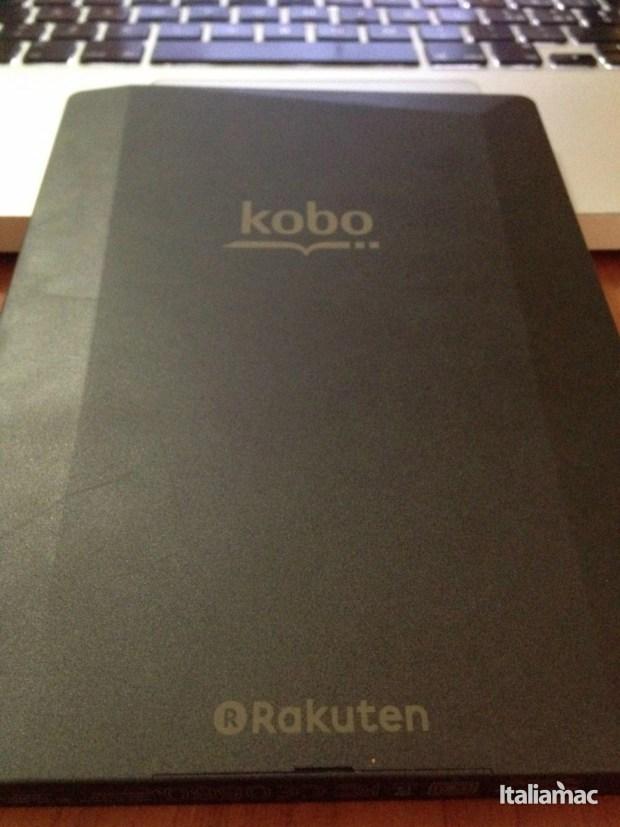 Kobo Aura H2O retro