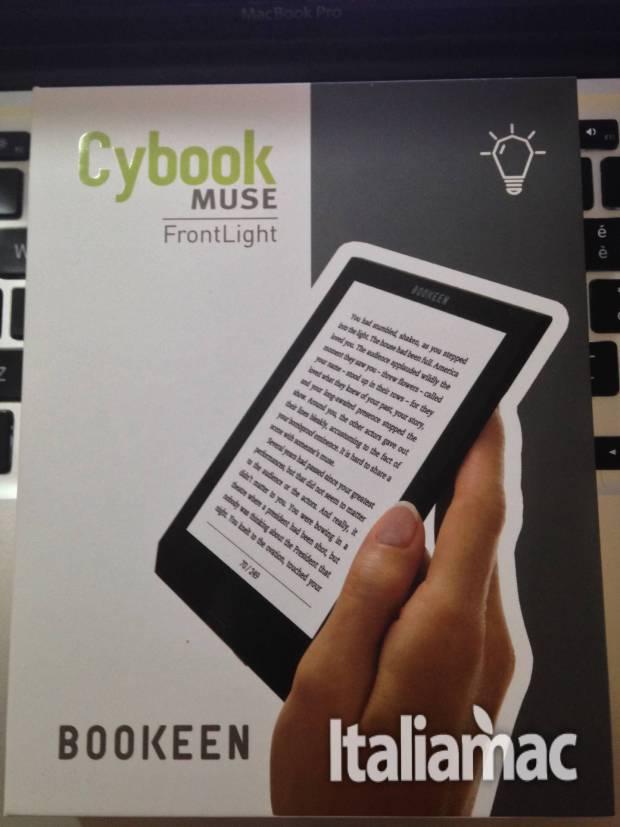 img 4103 620x827 Cybook Muse FrontLight, la mia prova delleReader di Bookeen
