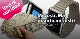 Prezzi Apple Watch