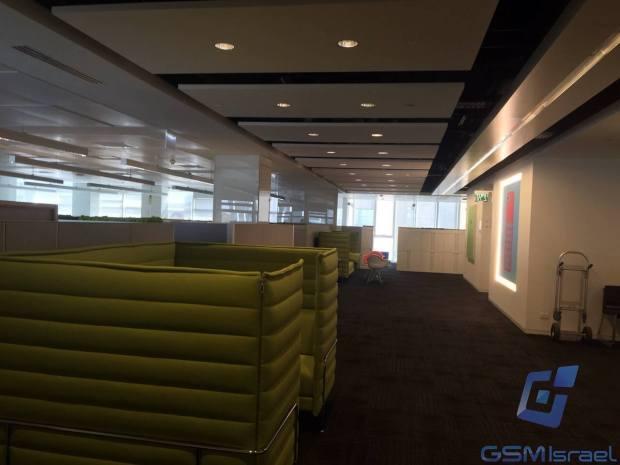 uffici israele apple 1280x960 Le immagini degli uffici Apple in Israele, con circa 800 dipendenti
