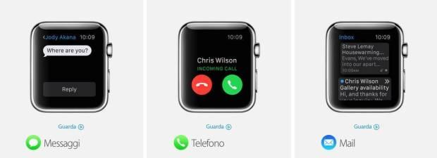 app apple watch Tutte le App native dellApple Watch