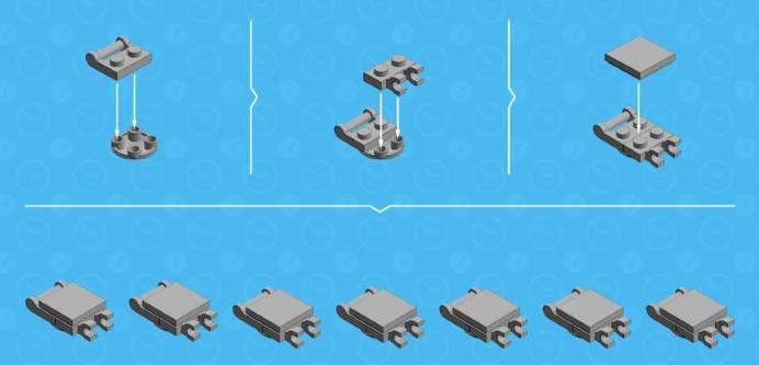 %name Costruisci anche tu lApple Watch con i mattoncini Lego