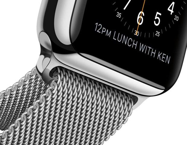 apple watch particolare 01 620x480 Guardiamo da vicino i particolari di Apple Watch con le foto HD