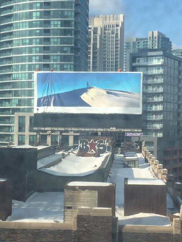 cartelloni scattat con iphone 6 Apple continua a promuovere la sua campagna Scattata con iPhone 6