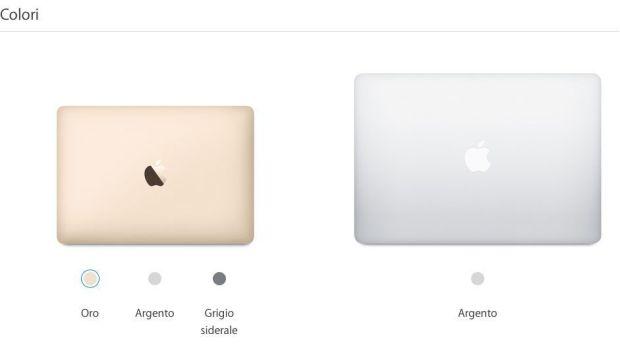 confronto nuovo macbook macbook pro retina 04 620x363 Confrontiamo le caratteristiche del nuovo MacBook con il MacBook Pro 15″ Retina