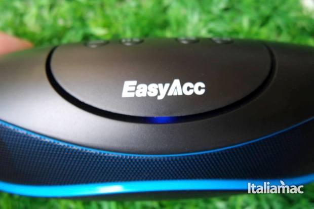 easy acc olive11 EasyAcc Olive, provato per voi lo speaker Bluetooth anche da USB