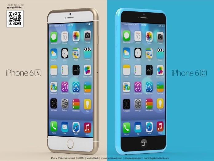 iphone 6s1 Apple sarebbe pronta a lanciare nuovi iPhone, 3 nuovi modelli tra cui 6C