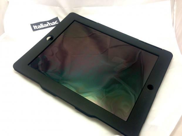 leitz privacy case ipad 02 620x465 Leitz Complete Privacy Case, provata la cover per iPad