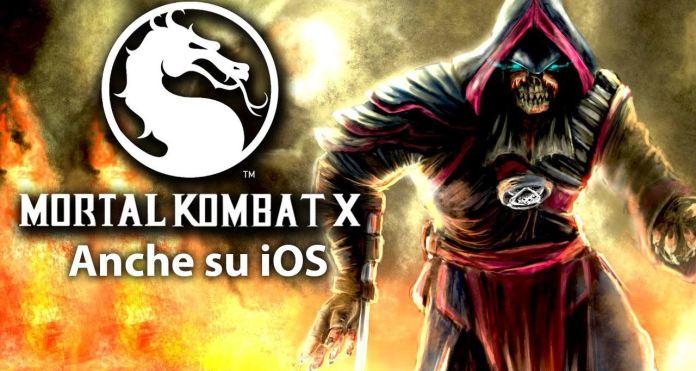Mortal Kombat X mobile iPhone