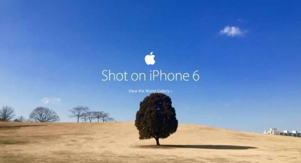 Scattate con iphone 6