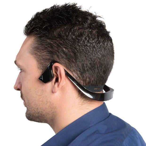 354363l 1 620x620 Cuffia audio bluetooth D Mail a conduzione ossea, la nostra recensione
