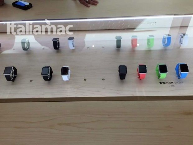 aple watch italiamac apple store 01 620x465 Anteprima foto Apple Watch allApple Store di Ft. Lauderdale, Florida