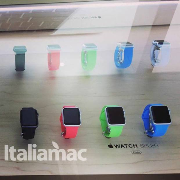 aple watch italiamac apple store 02 620x620 Anteprima foto Apple Watch allApple Store di Ft. Lauderdale, Florida