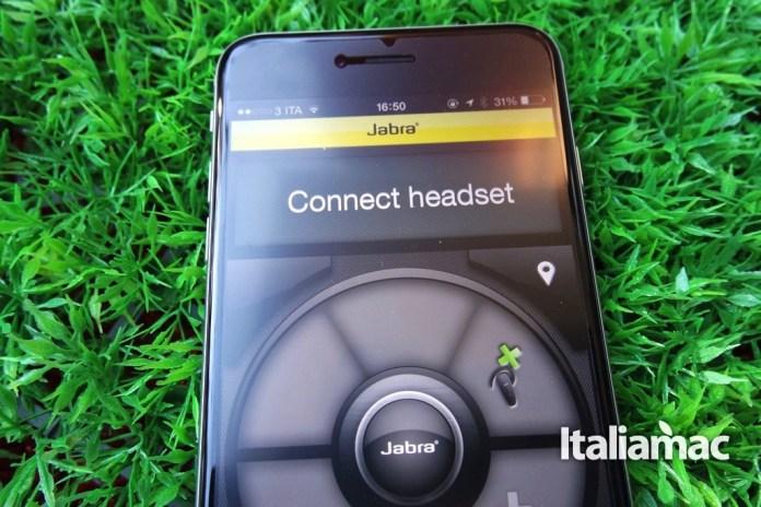 jabra14 Jabra Motion, auricolare bluetooth con tecnologia NFC e comandi vocali