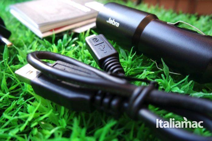 jabra5 Jabra Motion, auricolare bluetooth con tecnologia NFC e comandi vocali