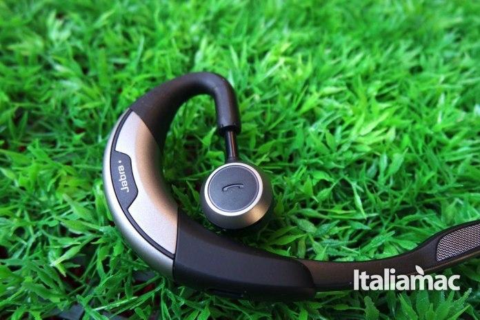 jabra8 Jabra Motion, auricolare bluetooth con tecnologia NFC e comandi vocali