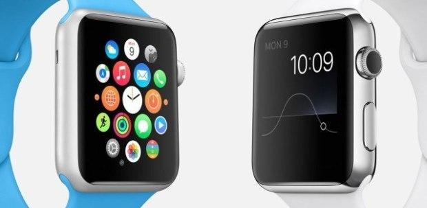 apple watch without iphone 640x313 620x303 La nuova generazione di Apple Watch monterà dei display LG
