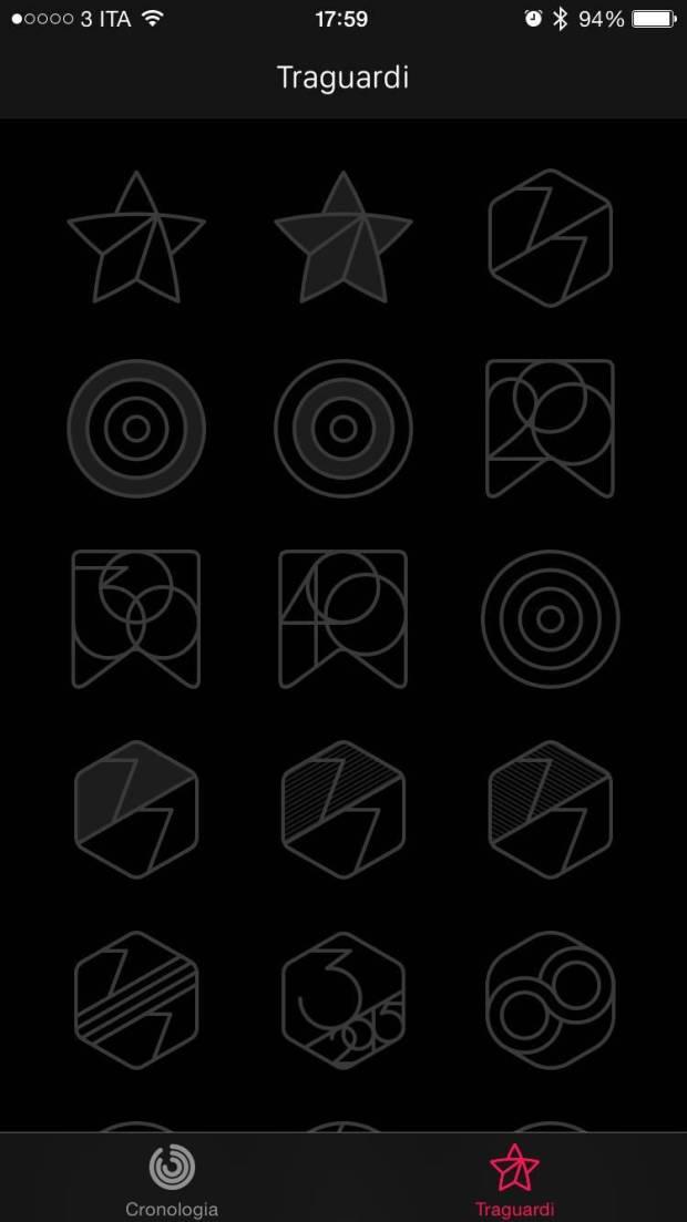 foto 24 03 15 17 59 09 620x1103 Come sbloccare lapplicazione Attività senza Apple Watch