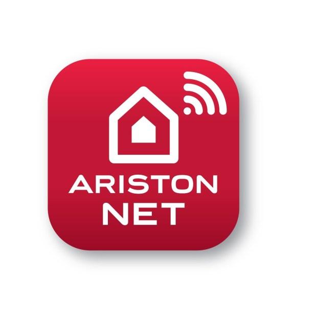 logo ariston net 620x646 Con Ariston NET l'impianto di riscaldamento è a portata di smartphone