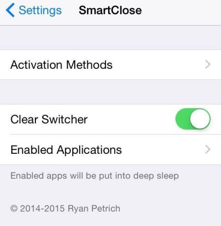 %name SmartClose mantiene le app in uno stato di dormiveglia risparmiando batteria