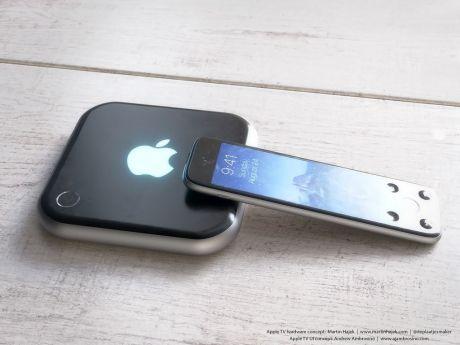 %name Un designer elabora un nuovo concept per Apple TV