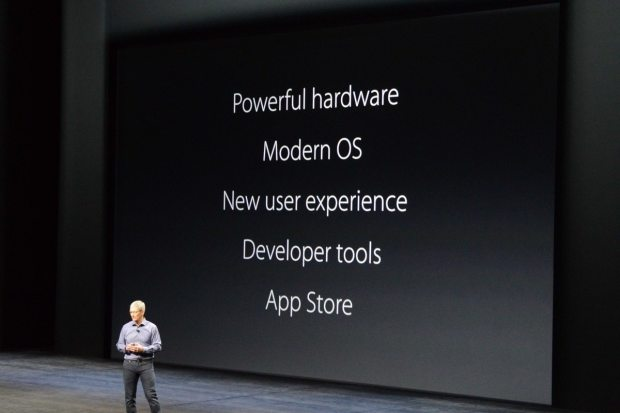 dsc2170 620x413 Apple presenta la nuova Apple TV [Articolo in aggiornamento]