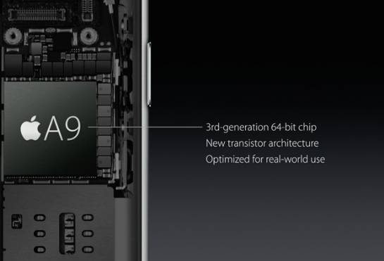 iphone 6s a9 Apple offre lesclusiva a TSMC per la produzione del chip A10 di iPhone 7