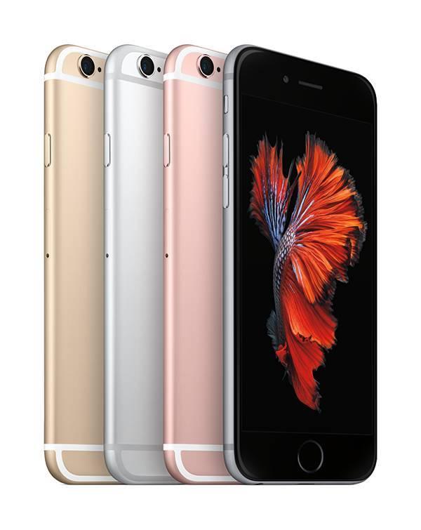 iphone6s Prezzi in aumento in Europa, Canada ed Australia per gli iPhone 6S e 6S Plus