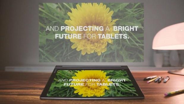 Apple Lenovo Yoga Tab 3 Pro 4