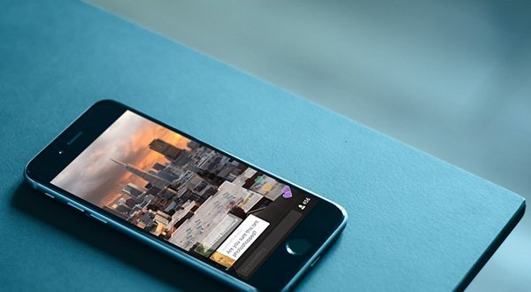 periscope for ios1 Twitter sta sviluppando unApp di Periscope per Apple TV 4